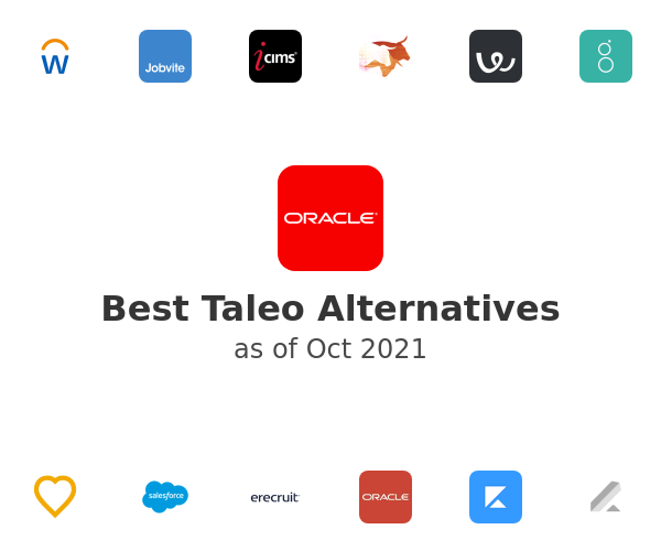 Best Taleo Alternatives