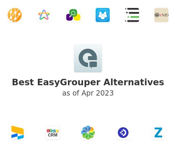 Best EasyGrouper Alternatives
