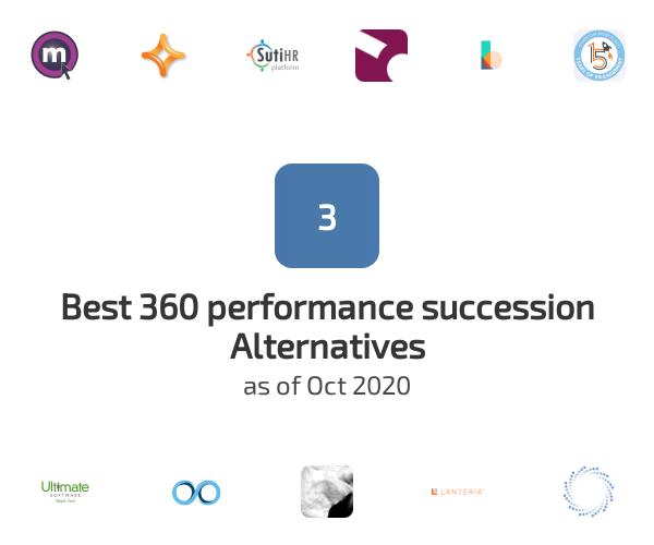 Best 360 performance succession Alternatives