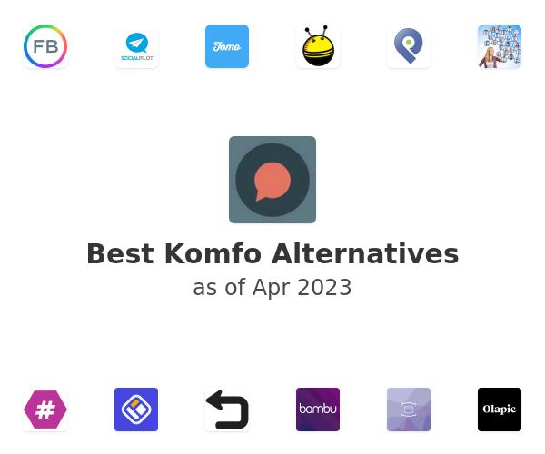 Best Komfo Alternatives