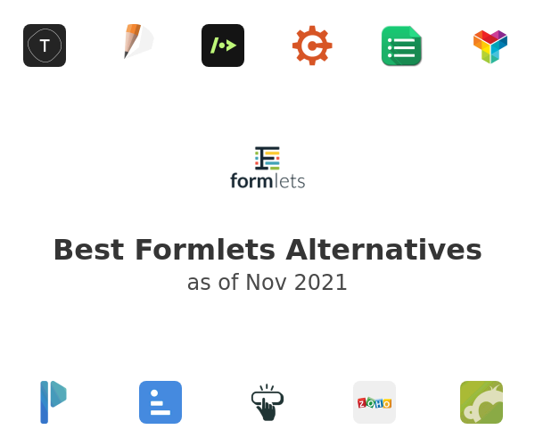Best Formlets Alternatives