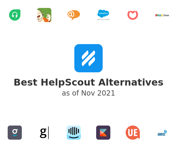 Best HelpScout Alternatives