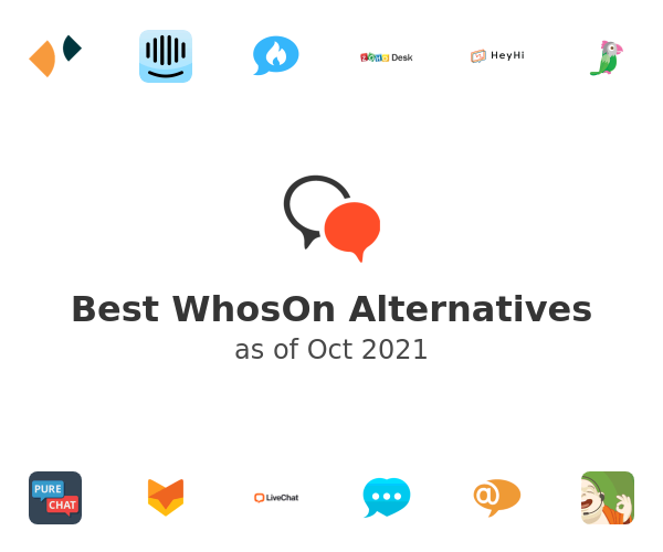 Best WhosOn Alternatives
