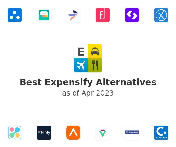 Best Expensify Alternatives