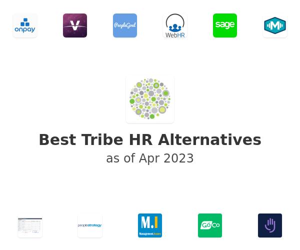 Best Tribe HR Alternatives