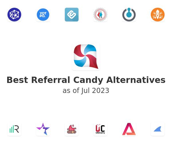 Best Referral Candy Alternatives