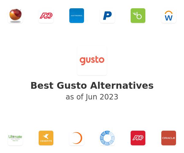 Best Gusto Alternatives
