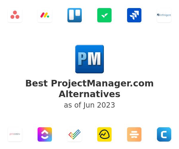 Best ProjectManager.com Alternatives