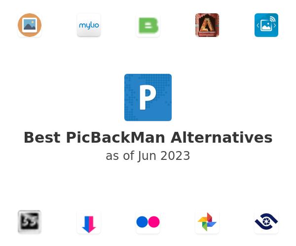 Best PicBackMan Alternatives