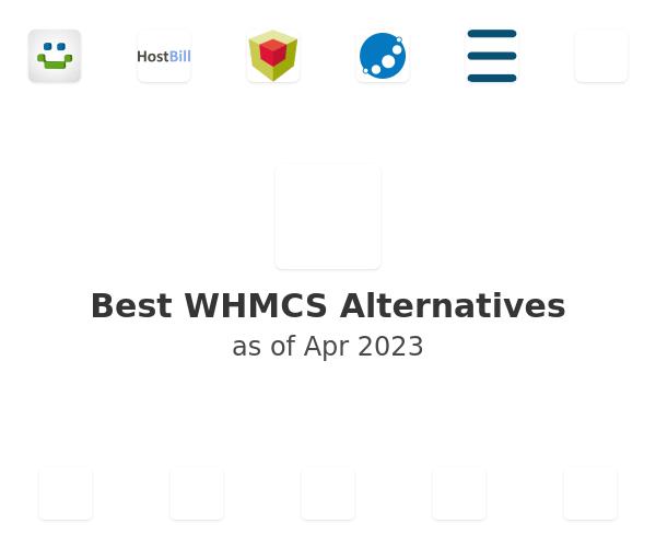 Best WHMCS Alternatives