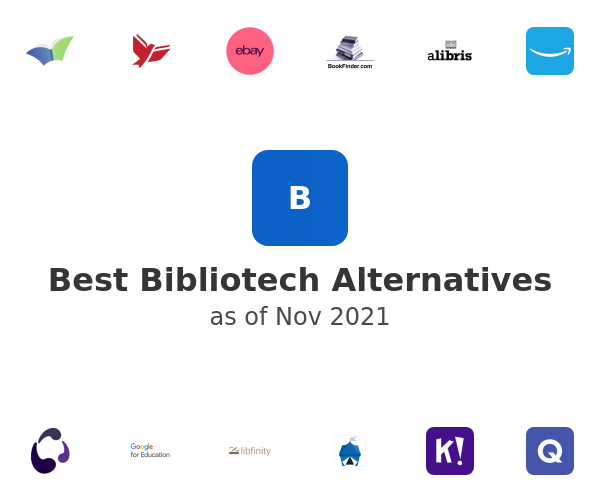 Best Bibliotech Alternatives
