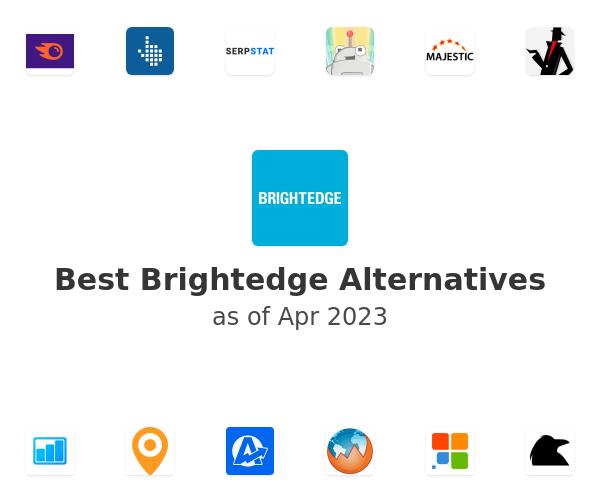 Best Brightedge Alternatives