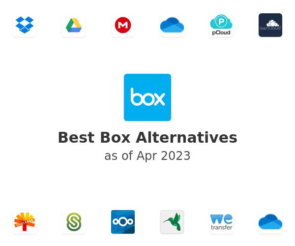 Best Box Alternatives