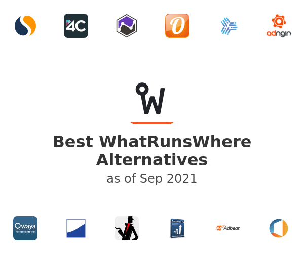 Best WhatRunsWhere Alternatives
