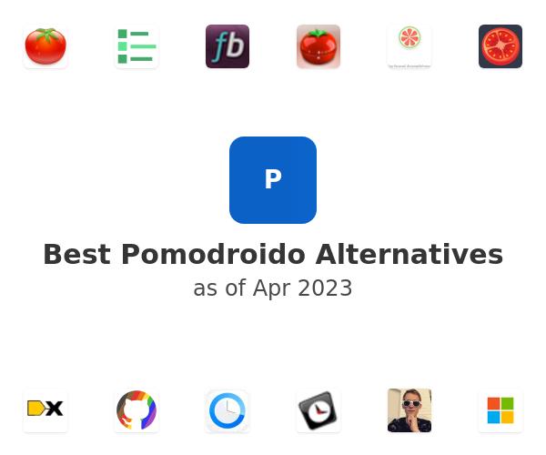 Best Pomodroido Alternatives