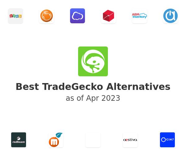 Best TradeGecko Alternatives