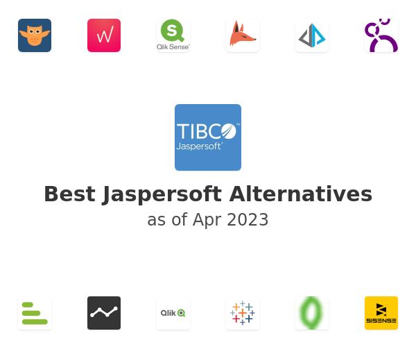 Best Jaspersoft Alternatives