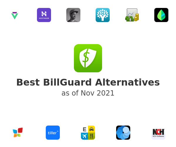 Best BillGuard Alternatives