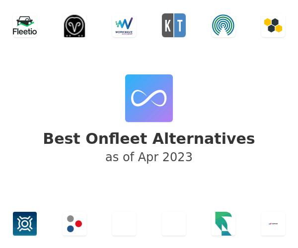 Best Onfleet Alternatives