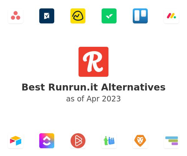 Best Runrun.it Alternatives