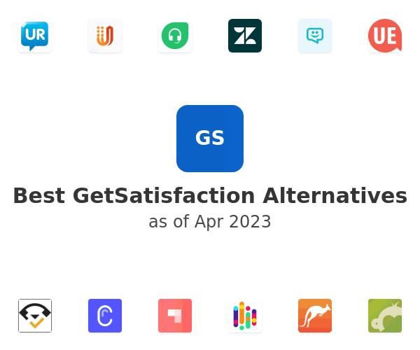 Best GetSatisfaction Alternatives