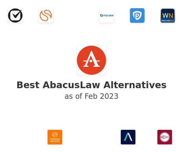 Best AbacusLaw Alternatives