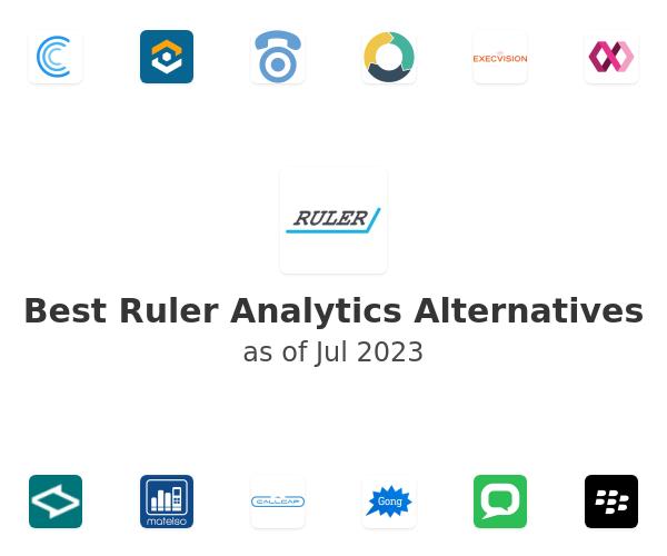 Best Ruler Analytics Alternatives