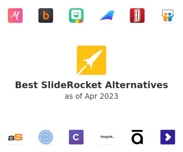 Best SlideRocket Alternatives
