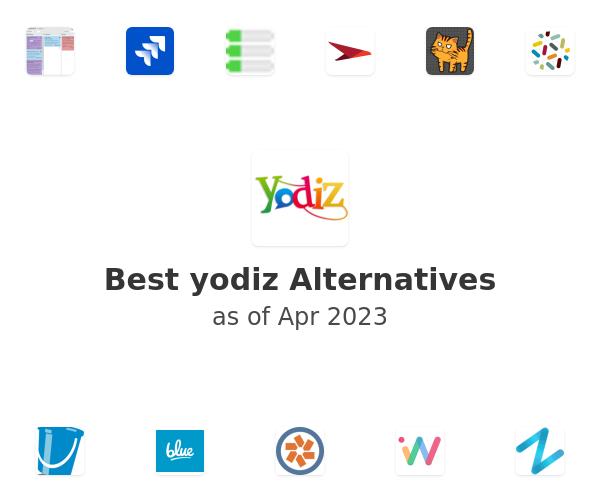 Best yodiz Alternatives