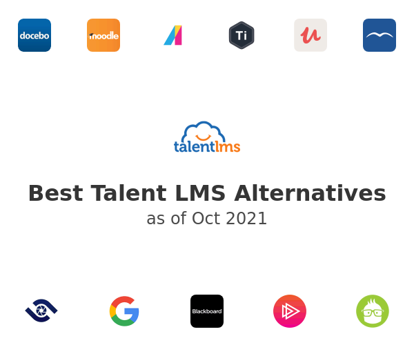 Best Talent LMS Alternatives