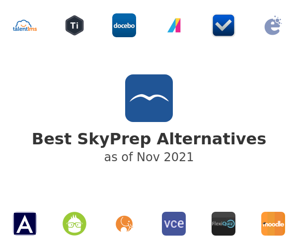 Best SkyPrep Alternatives
