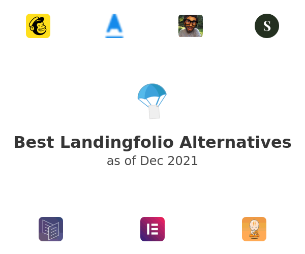 Best Landingfolio Alternatives