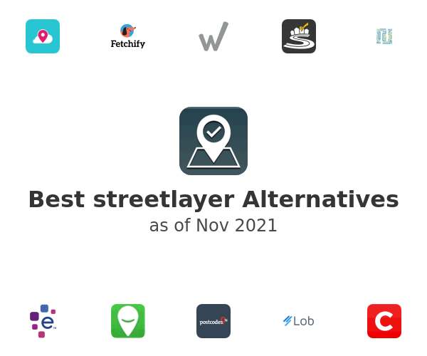 Best streetlayer Alternatives