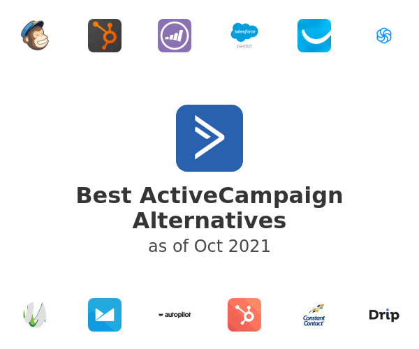 Best ActiveCampaign Alternatives