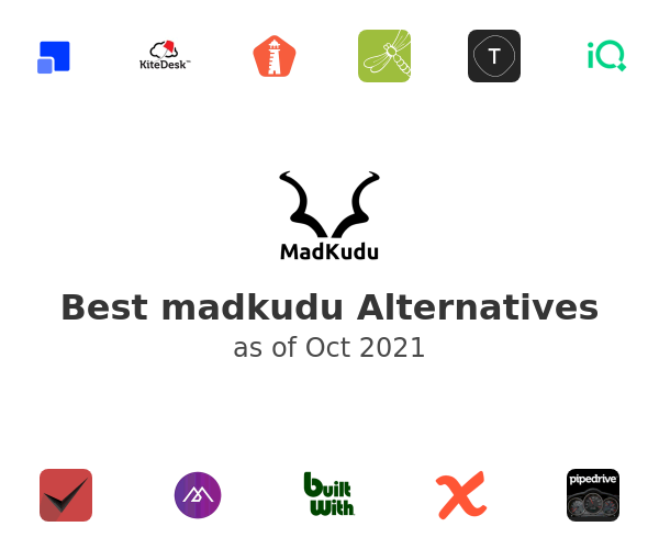 Best madkudu Alternatives