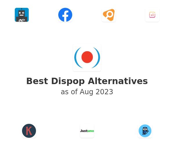 Best Dispop Alternatives