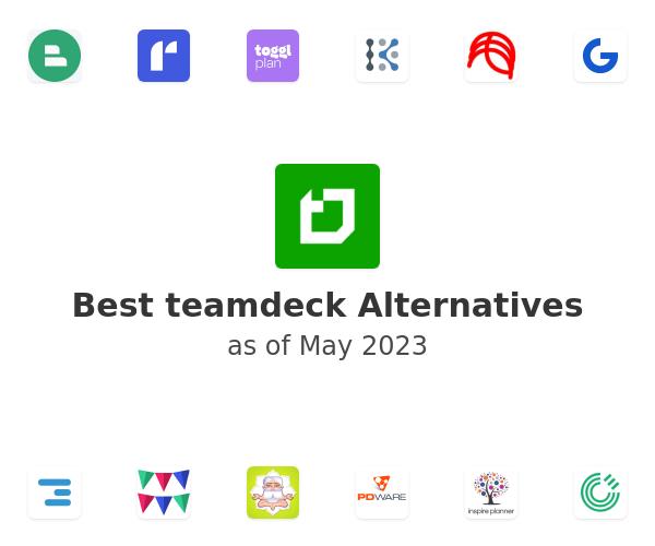 Best teamdeck Alternatives