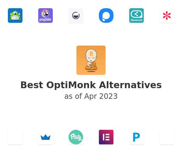 Best OptiMonk Alternatives