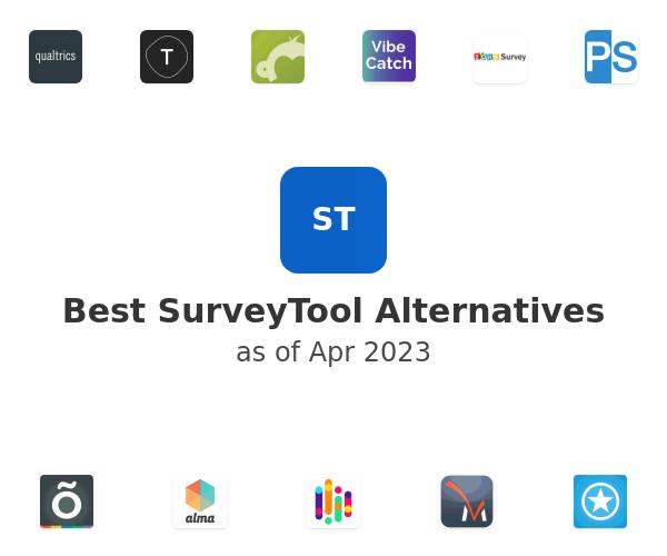 Best SurveyTool Alternatives