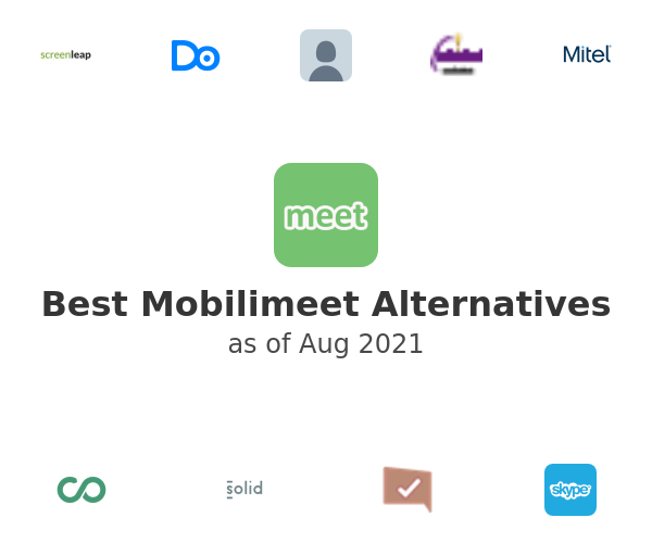 Best Mobilimeet Alternatives