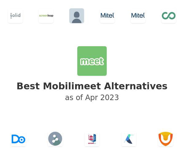 Best Mobilimeet Alternatives