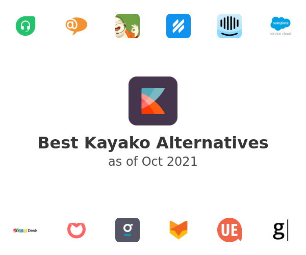 Best Kayako Alternatives