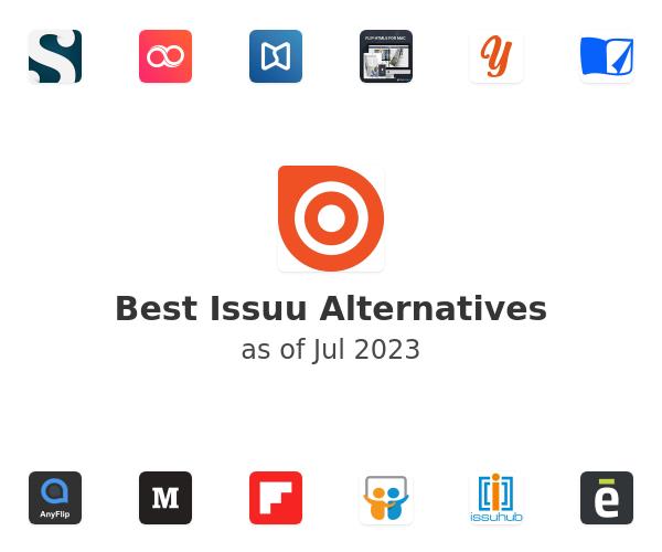 Best Issuu Alternatives