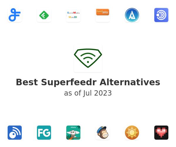 Best Superfeedr Alternatives