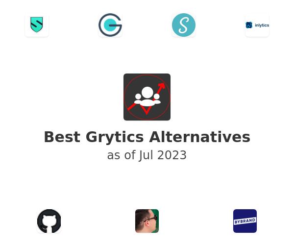 Best Grytics Alternatives