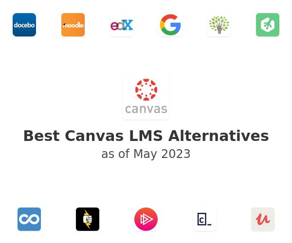 Best Canvas LMS Alternatives