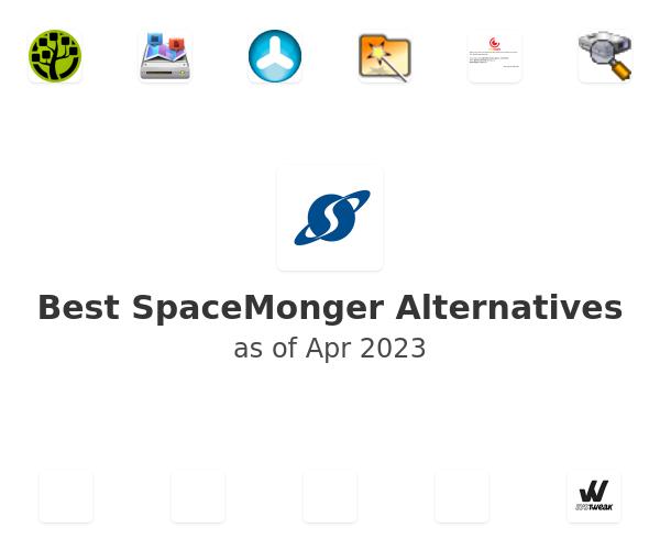 Best SpaceMonger Alternatives