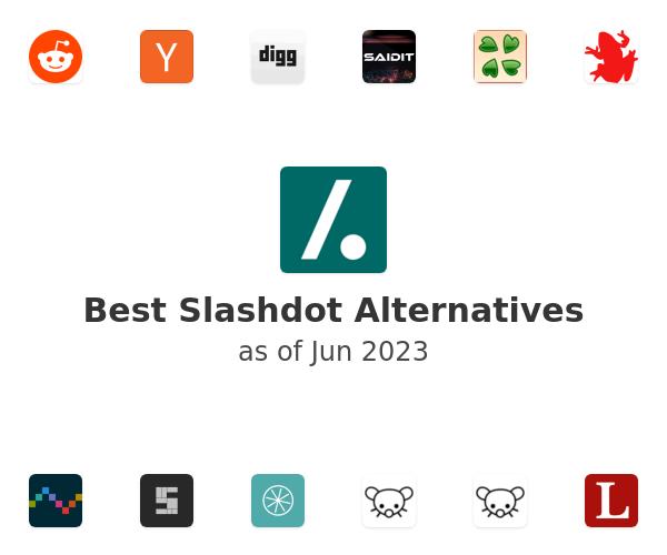 Best Slashdot Alternatives