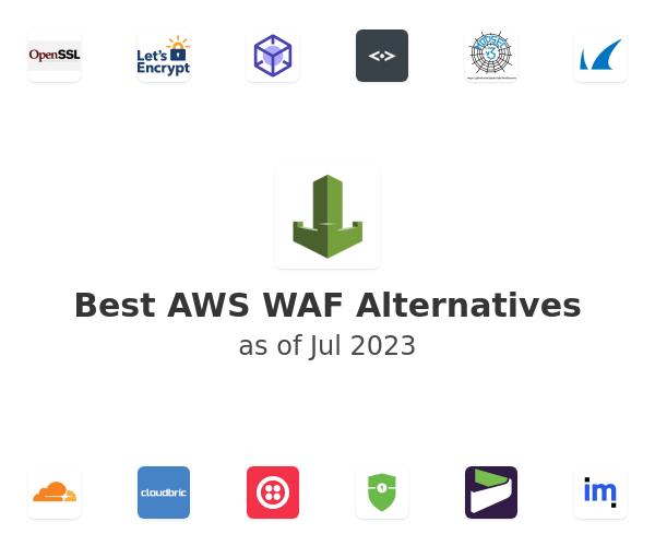 Best AWS WAF Alternatives