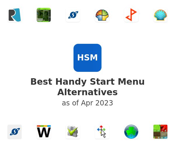 Best Handy Start Menu Alternatives